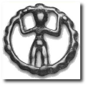 bronzový kroužek ze Ptení